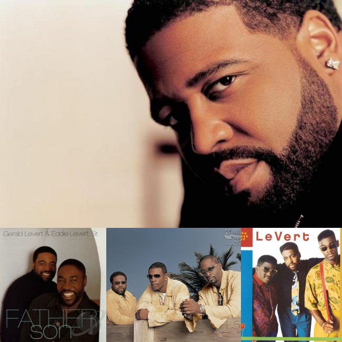 We love you and miss you Gerald Levert!  Happy Birthday in heaven!