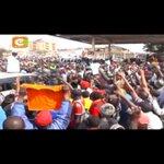 Hostile reception greets Odinga Central Kenya tour