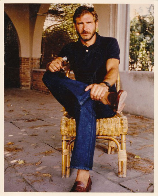 I wish my dad had a message so I could wish him happy birthday, oh well I love you @ Harrison Ford happy birthday!!