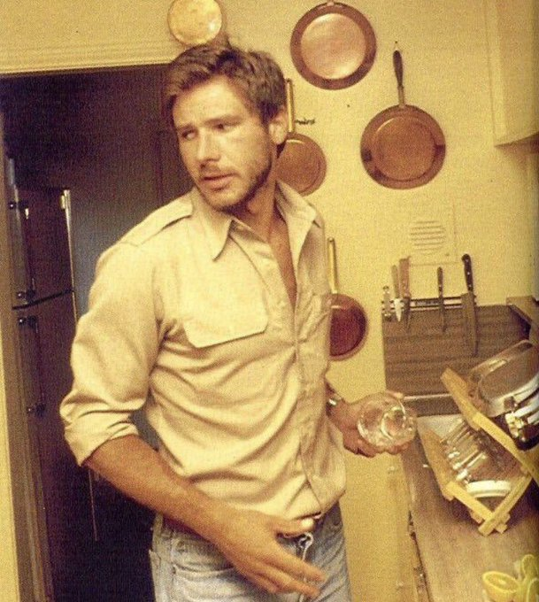 Happy Birthday to the ever so lovely Harrison Ford