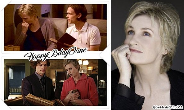 Happy Bday to Jane Lynch