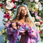 Beyonce posts first photo of babies Rumi and Sir Carter