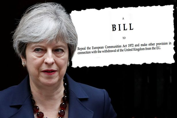 The Repeal Bill explained - and why it'll be 'hell' for Theresa May https://t.co/BOWMNObTHa https://t.co/ugEAQkgFFS