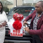 Bonfire Owner Gifts Wife New Range Rover for Her Birthday, Brings City to a Standstill (PHOTOS)