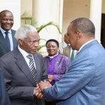 Former TJRC Chair Bethuel Kiplagat dies aged 81 at Nairobi Hospital