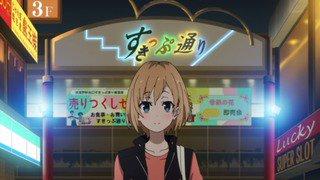 聖地巡礼@なづかり : 【聖地巡礼】SHIROBAKO -Part1-スキップ通り、武蔵境駅