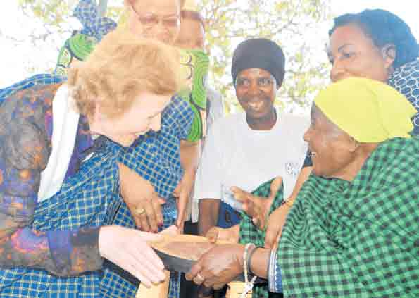 Fight child marriage, Graca urges Tanzanians