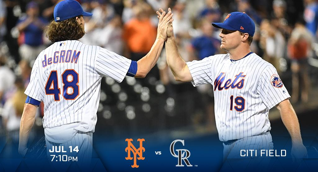 We kick off our 10-game homestand tonight!  �� ➡️ @SNY �� ➡️ @WOR710, WAXQ-104.3 HD 2 �� ➡️ https://t.co/3JOl2Mw9GE https://t.co/fWB5W4H08g