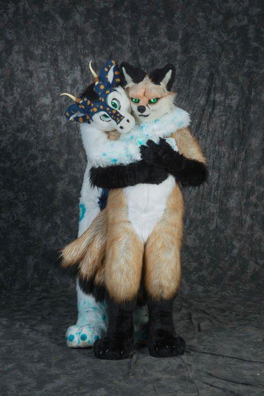 #FursuitFriday