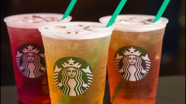 FREE TEA TODAY at @Starbucks ! From 1 p.m. to 2 p.m. DON'T FORGET! #FreeTea #Starbucks