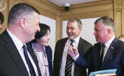 Georgian MPs' Visit to Moscow Angers Georgians, Delights Russians