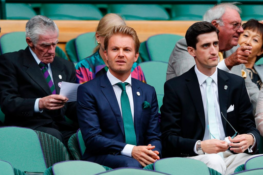 Formula 1 ✅ Athletics ✅ Rugby union ✅ Cricket ✅  Everyone wants a piece #Wimbledon �� https://t.co/y8T1jMeRGm https://t.co/mu61H32Zj3