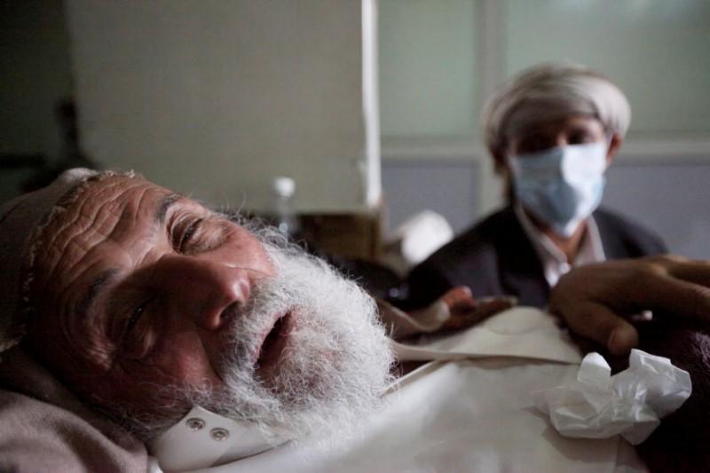 WHO warns of cholera risk at annual haj, praises Saudi preparedness