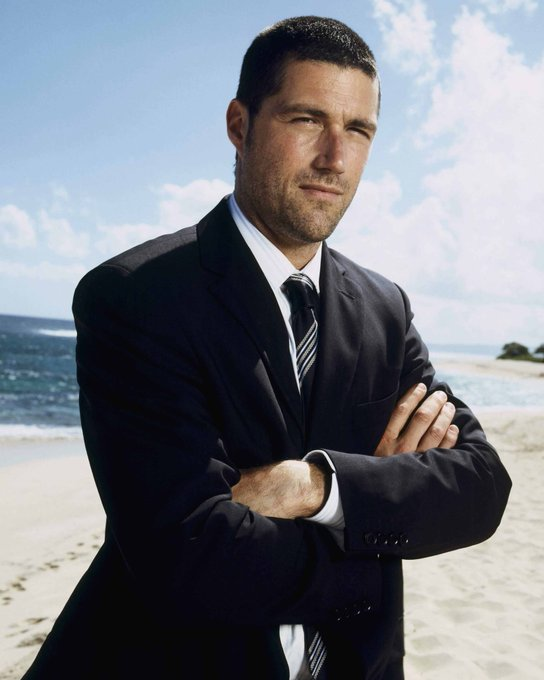 Happy Birthday to the one and only Matthew Fox!
