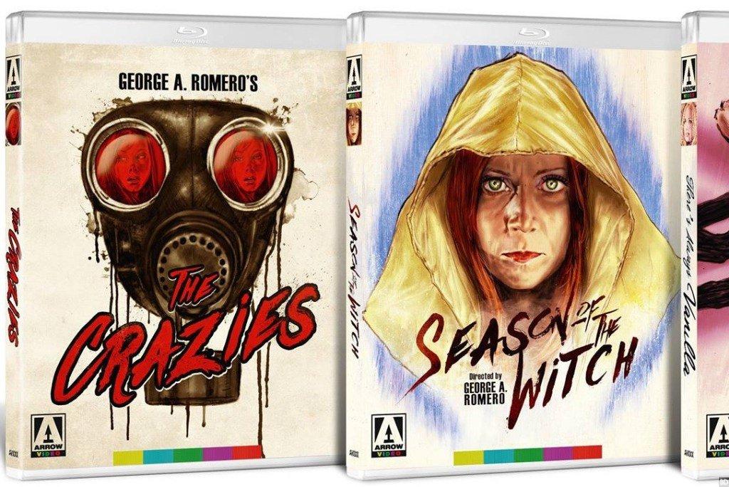 "Arrow's ""Between Night and Dawn"" Collection Highlight's Romero's OtherMovies https://t.co/fDloue3NIa https://t.co/RDYuSiRcKe"