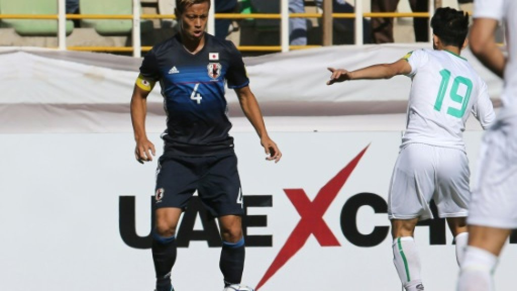 Football: Japan's Honda joins Mexican side Pachuca