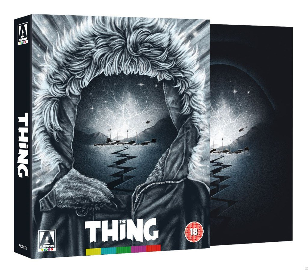 Arrow Announces Full Details for 'The Thing' 4K Restoration; Coming October! https://t.co/dSUOSbeLkc https://t.co/bNKHpseNhb