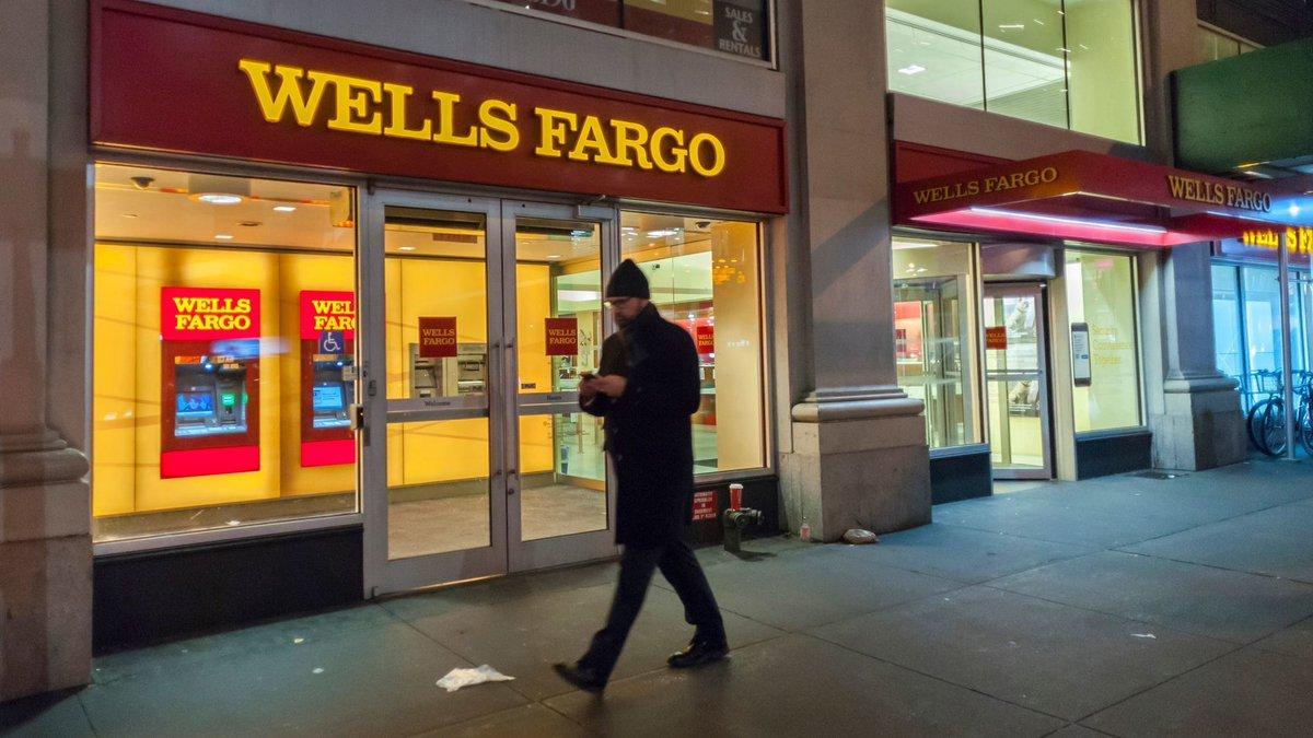 Wells Fargo's profit rises along with interest rates