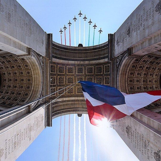 #defile14juillet