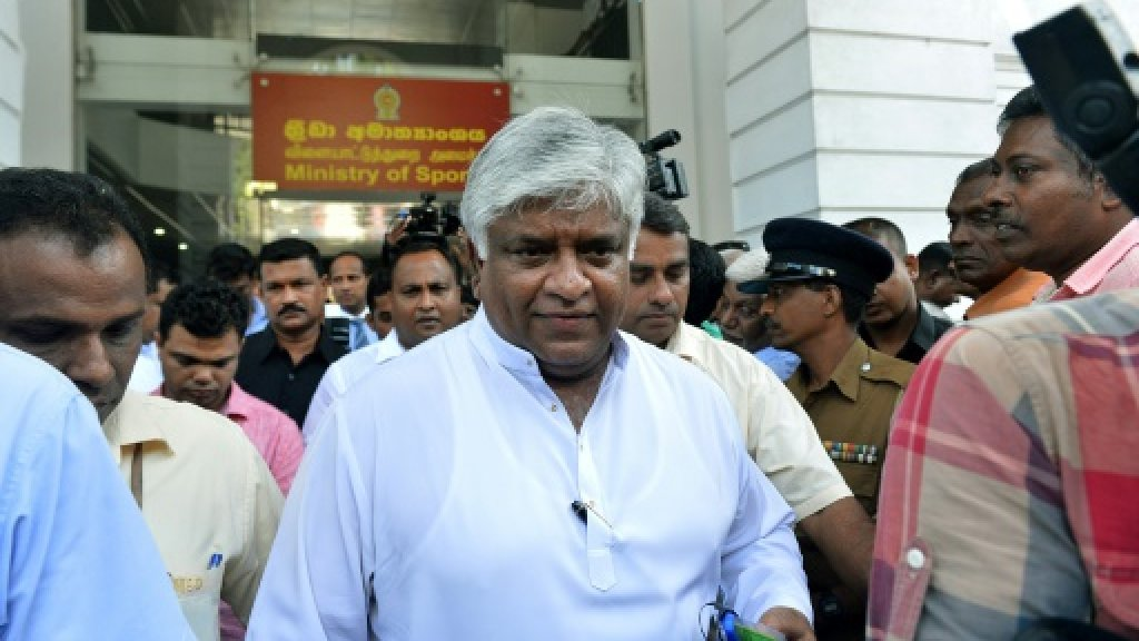 Cricket: Ranatunga seeks probe into 2011 World Cup defeat