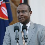 CSs Rotich and Mohammed hospitalised with cholera symptoms