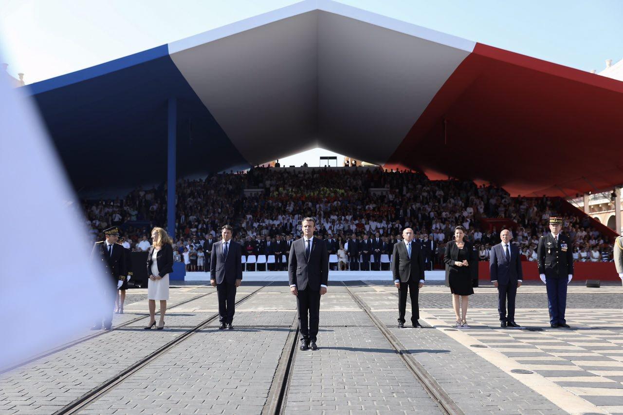 Chaque Français se souvient d'où il était le 14 juillet 2016. Le pays en a été ébranlé en profondeur. https://t.co/P0HcqiIpsW