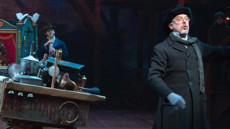 Hartford Stage's 'Christmas Carol' Has A New Scrooge