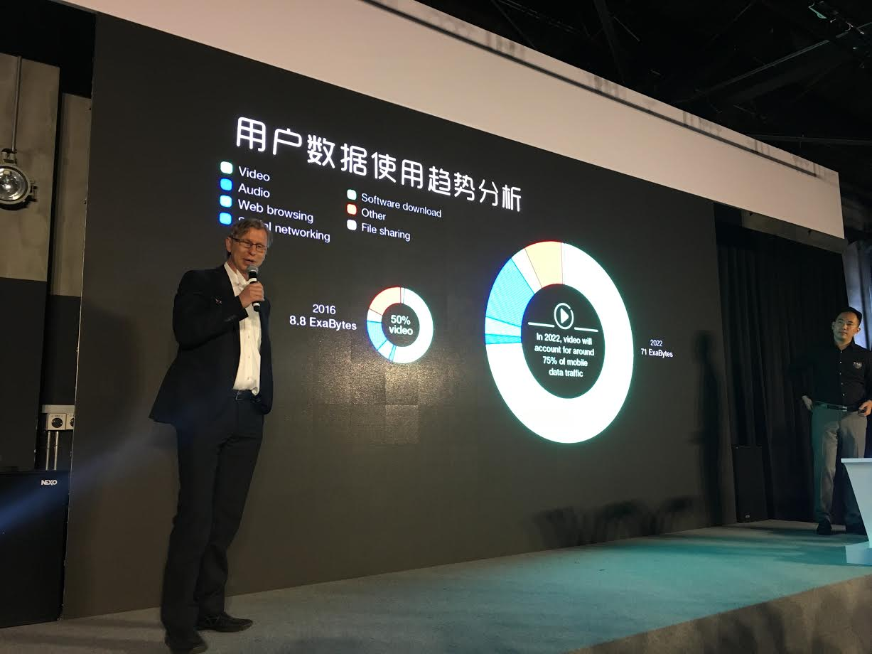 MicroVision's CEO Speaks at the VOGA V #Smartphone Launch at #MWCS17 #FBF https://t.co/T5vmOfynyD