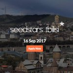 Seedstars World Comes to Tbilisi