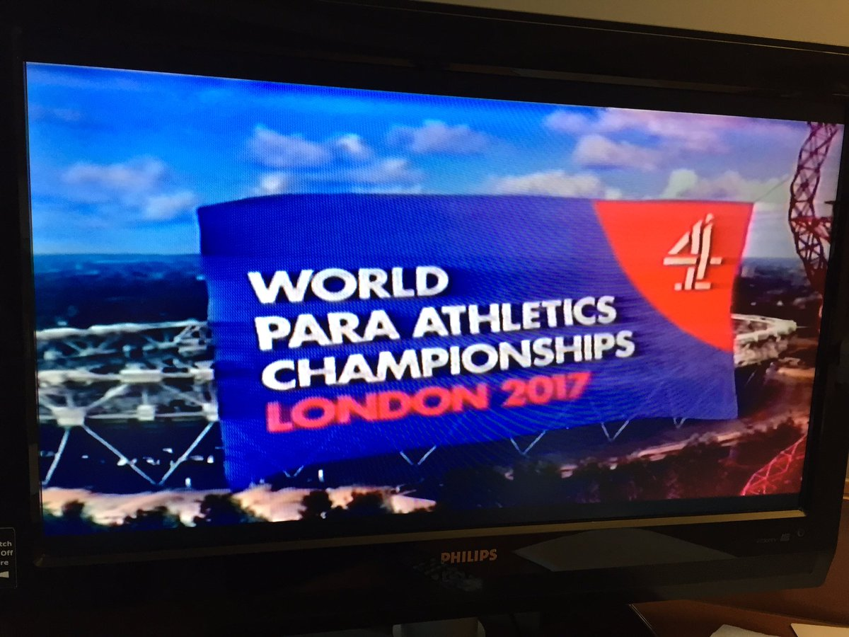 #ParaAthletics