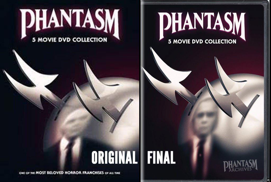 'Phantasm' 5-Film Collection Getting Affordable DVD Release https://t.co/9EmtpxRQkm https://t.co/ShERpKH8hw