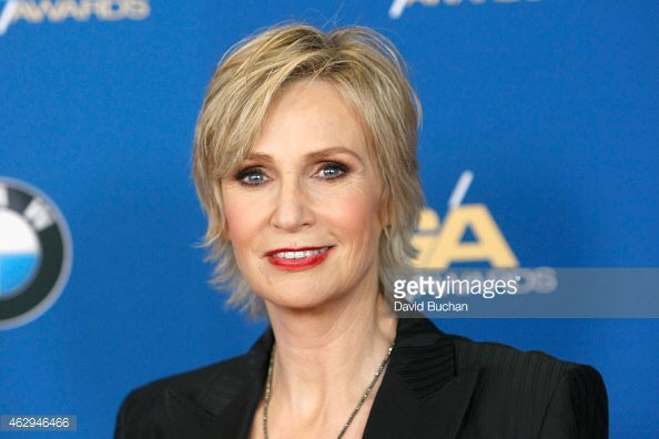 Happy 57th birthday to American actress, singer, LGBTQ+ advocate, and comedian Jane Lynch!