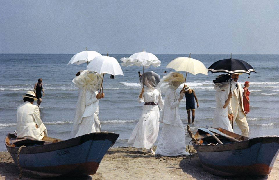 Morte a Venezia. Luchino Visconti https://t.co/ovsQfABpmX