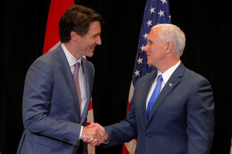 Canada's Trudeau warns against 'tempting shortcuts' in NAFTA renegotiations