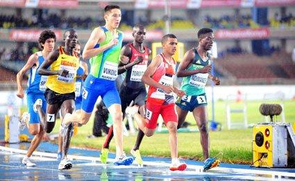 Kenya-Ethiopia showdown looms in boys' 800m final
