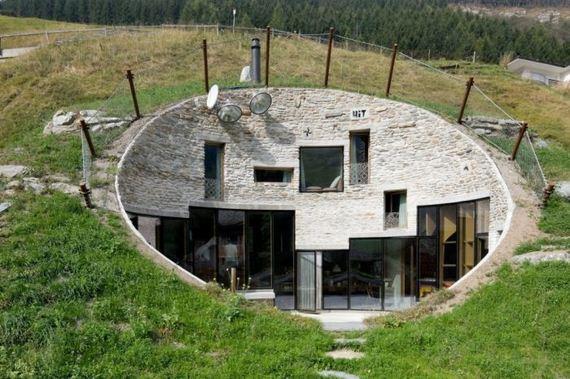 المنازل المخفية للأشخاص الخصوصية