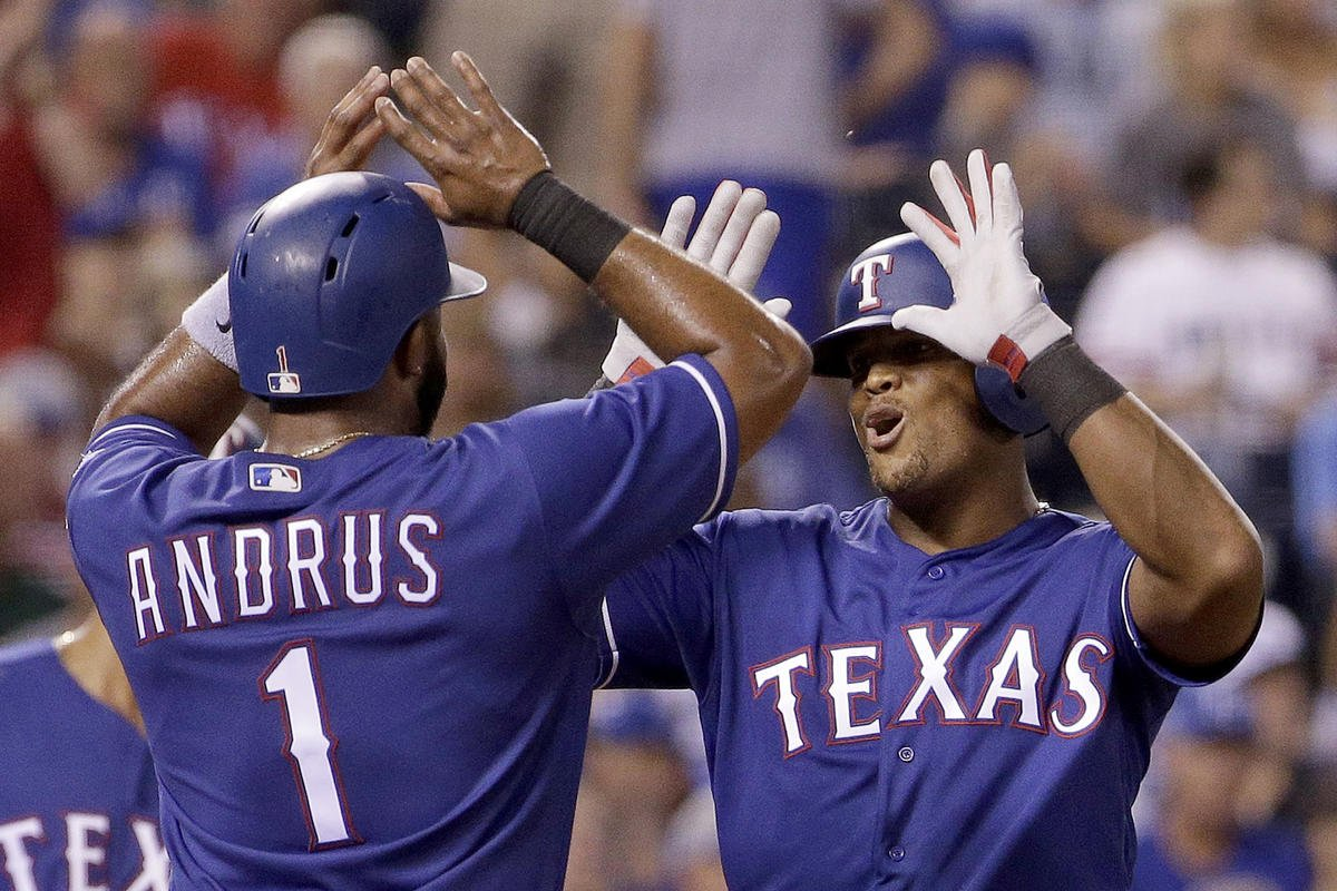 Beltre, Napoli homer as Rangers rally to 5-3 win over Royals