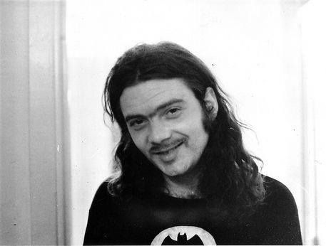 God, Devil, Alien. Happy 70th birthday Mr Roky Erickson.