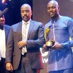 Denis Onyango is Uganda's Sports Personality Of The Year
