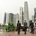 Singapore barely avoids technical recession