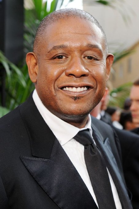 Happy Birthday, Forest Whitaker