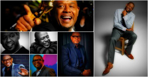 Happy Birthday to Forest Whitaker (born July 15, 1961)
