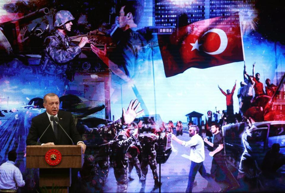 One year after coup attempt, Turkey is still battling terrorism