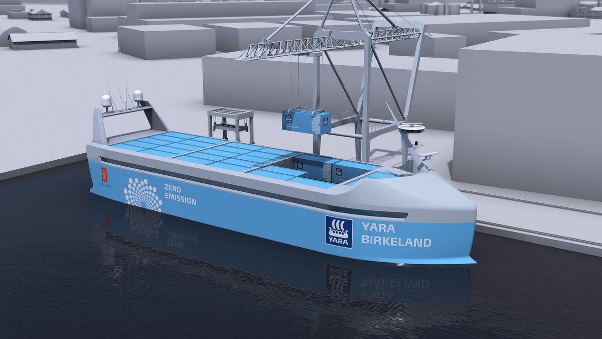 Forget driverless cars: sailorless ships are about to make waves