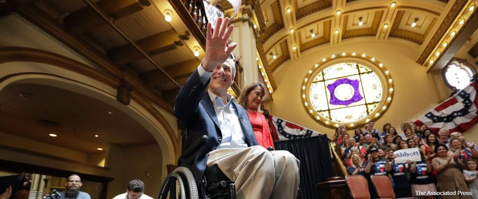 Texas Gov. Abbott begins re-election bid with no rivals yet https://t.co/stSHzRb2zh https://t.co/O8aW1mhVaW