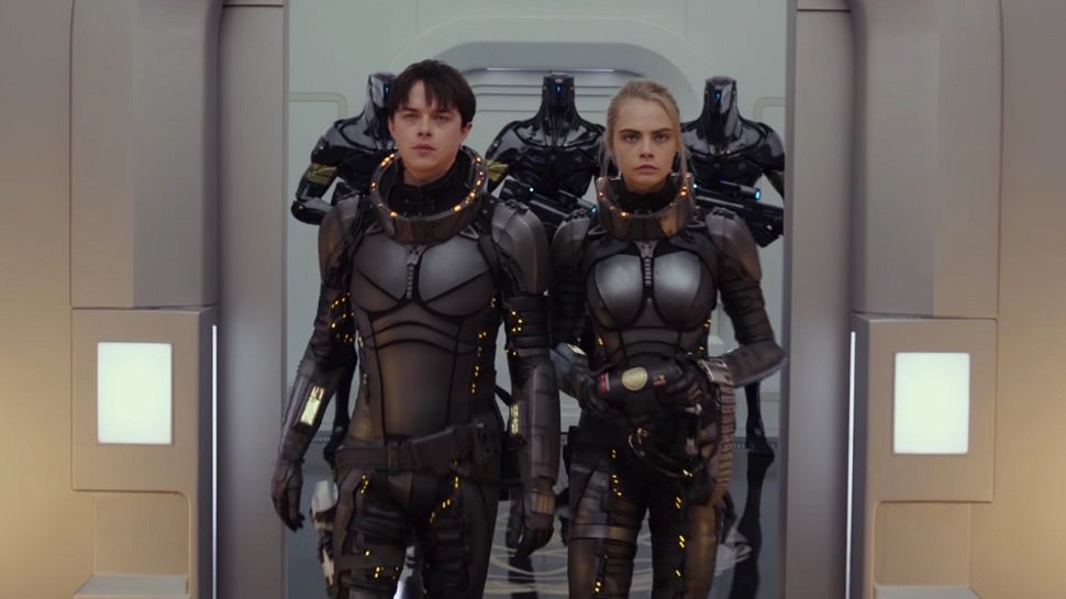 If #Valerian earns a sequel, @lucbesson is getting an early jump on the next two films: https://t.co/CeQ1LPjWru https://t.co/zIZum1BktU