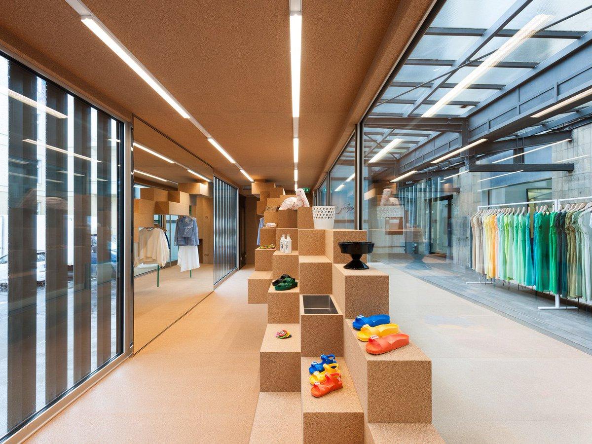 The world's coolest new concept store has arrived: https://t.co/kh03GtI35w #BirkenstockBox https://t.co/vz6c0ZCmDj