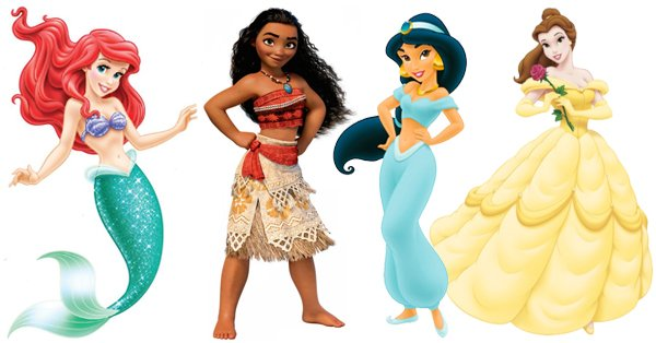 In honor of the D23Expo, we're taking a look at which Disney Princess has the best style: