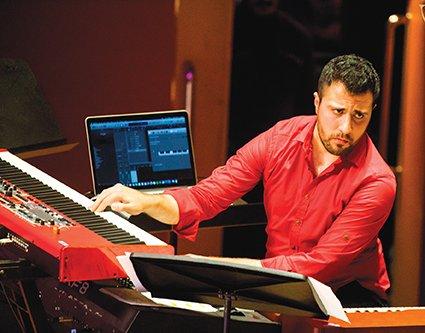 Giorgi Mikadze Becomes Visiting Professor of Berklee College of Music
