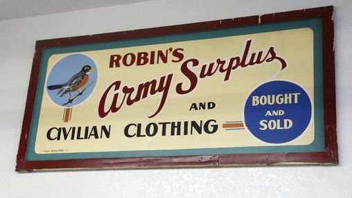 Iowa military surplus store to close after 104 years